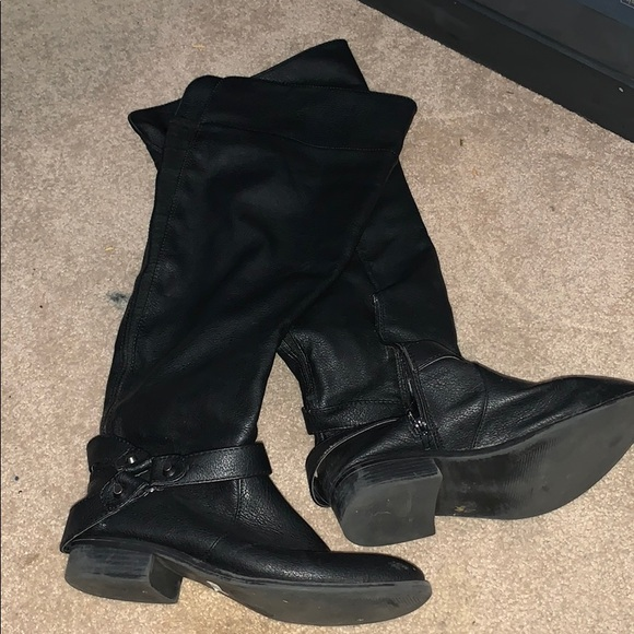 torrid Shoes | Wide Calf Moto Boot